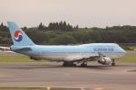 けいとパパさんが、成田国際空港で撮影した大韓航空 747-4B5の航空フォト(写真)