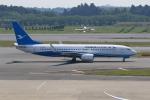 みるぽんたさんが、成田国際空港で撮影した厦門航空 737-85Cの航空フォト(写真)