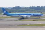 みるぽんたさんが、成田国際空港で撮影したエア・タヒチ・ヌイ A340-313Xの航空フォト(写真)