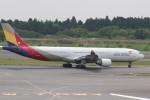 OS52さんが、成田国際空港で撮影したアシアナ航空 A330-323Xの航空フォト(写真)