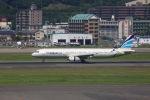 チャリチャリさんが、福岡空港で撮影したエアプサン A321-231の航空フォト(写真)
