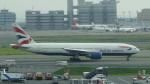 AE31Xさんが、羽田空港で撮影したブリティッシュ・エアウェイズ 777-236/ERの航空フォト(写真)