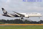 いおりさんが、成田国際空港で撮影したニュージーランド航空 787-9の航空フォト(写真)