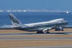 yabyanさんが、中部国際空港で撮影したエバーグリーン航空 747-273Cの航空フォト(写真)