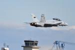 らひろたんさんが、岩国空港で撮影したアメリカ海兵隊 F/A-18D Hornetの航空フォト(写真)