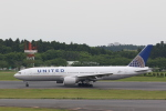 OS52さんが、成田国際空港で撮影したユナイテッド航空 777-222/ERの航空フォト(写真)
