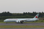 OS52さんが、成田国際空港で撮影したエア・カナダ 787-9の航空フォト(写真)