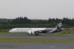 OS52さんが、成田国際空港で撮影したニュージーランド航空 787-9の航空フォト(写真)
