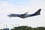 kikiさんが、香港国際空港で撮影したアトラス航空 747-87UF/SCDの航空フォト(写真)