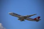 kikiさんが、香港国際空港で撮影したカーゴルクス 747-8R7F/SCDの航空フォト(写真)