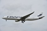 B747‐400さんが、成田国際空港で撮影したフィンエアー A330-302Xの航空フォト(写真)