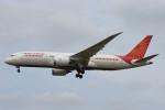 B747‐400さんが、成田国際空港で撮影したエア・インディア 787-8 Dreamlinerの航空フォト(写真)