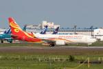sg-driverさんが、成田国際空港で撮影した海南航空 737-86Nの航空フォト(写真)