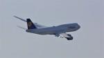 L-1649さんが、羽田空港で撮影したルフトハンザドイツ航空 747-830の航空フォト(写真)