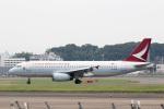 sg-driverさんが、福岡空港で撮影したキャセイドラゴン A320-232の航空フォト(写真)
