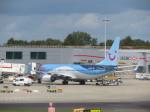 まさ773さんが、ロンドン・ガトウィック空港で撮影したトムソン航空 737-8K5の航空フォト(写真)