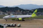MOHICANさんが、福岡空港で撮影したジンエアー 777-2B5/ERの航空フォト(写真)