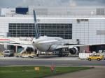 まさ773さんが、ロンドン・ガトウィック空港で撮影したウェストジェット 767-338/ERの航空フォト(写真)