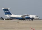 CASH FLOWさんが、中部国際空港で撮影したシルク・ウェイ・エアラインズ Il-76TDの航空フォト(写真)