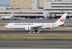 CASH FLOWさんが、羽田空港で撮影した日本航空 767-346/ERの航空フォト(写真)