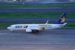 pringlesさんが、羽田空港で撮影したスカイマーク 737-86Nの航空フォト(写真)