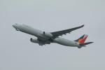 しかばねさんが、成田国際空港で撮影したフィリピン航空 A330-343Eの航空フォト(写真)