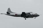 (`・ω・´)さんが、厚木飛行場で撮影した海上自衛隊 UP-3Cの航空フォト(写真)