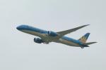 しかばねさんが、成田国際空港で撮影したベトナム航空 787-9の航空フォト(写真)