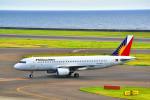takamaruさんが、中部国際空港で撮影したフィリピン航空 A320-214の航空フォト(写真)