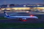 pringlesさんが、羽田空港で撮影した全日空 787-9の航空フォト(写真)