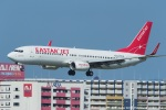 tabi0329さんが、福岡空港で撮影したイースター航空 737-8BKの航空フォト(写真)