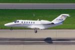 PASSENGERさんが、チューリッヒ空港で撮影したAtlas Air Service 525 CitationJetの航空フォト(写真)