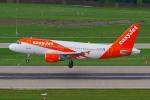 PASSENGERさんが、チューリッヒ空港で撮影したイージージェット A319-111の航空フォト(写真)