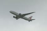 しかばねさんが、成田国際空港で撮影した日本航空 787-8 Dreamlinerの航空フォト(写真)