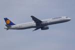 PASSENGERさんが、フランクフルト国際空港で撮影したルフトハンザドイツ航空 A321-231の航空フォト(写真)