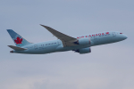 PASSENGERさんが、フランクフルト国際空港で撮影したエア・カナダ 787-8 Dreamlinerの航空フォト(写真)