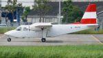 航空見聞録さんが、八尾空港で撮影した第一航空 BN-2B-20 Islanderの航空フォト(写真)