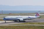 ITM44さんが、関西国際空港で撮影したチャイナエアライン A350-941XWBの航空フォト(写真)