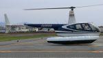 航空見聞録さんが、八尾空港で撮影した日本個人所有 R44 Clipper IIの航空フォト(写真)