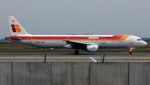 航空見聞録さんが、ブリュッセル国際空港で撮影したイベリア航空 A321-212の航空フォト(写真)