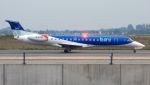 航空見聞録さんが、ブリュッセル国際空港で撮影したBMIリージョナル ERJ-145EPの航空フォト(写真)