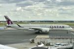 D-AWTRさんが、フランクフルト国際空港で撮影したカタール航空 A350-941XWBの航空フォト(写真)