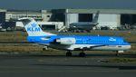 航空見聞録さんが、ブリュッセル国際空港で撮影したKLMシティホッパー 70の航空フォト(写真)