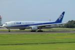 hideohさんが、高松空港で撮影した全日空 777-281/ERの航空フォト(写真)
