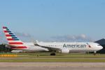 安芸あすかさんが、マンチェスター空港で撮影したアメリカン航空 767-323/ERの航空フォト(写真)