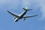gucciyさんが、成田国際空港で撮影したエバー航空 A330-302の航空フォト(写真)