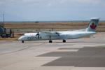 チャッピー・シミズさんが、バンクーバー国際空港で撮影したエア・カナダ ジャズ CL-600-2B19 Regional Jet CRJ-200ERの航空フォト(写真)