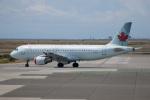 チャッピー・シミズさんが、バンクーバー国際空港で撮影したエア・カナダ A320-211の航空フォト(写真)