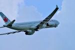 gomaさんが、ミュンヘン・フランツヨーゼフシュトラウス空港で撮影したエア・カナダ A330-343Xの航空フォト(写真)