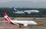 うみBOSEさんが、新千歳空港で撮影したユニバーサルエンターテインメント A318-112 CJ Eliteの航空フォト(写真)